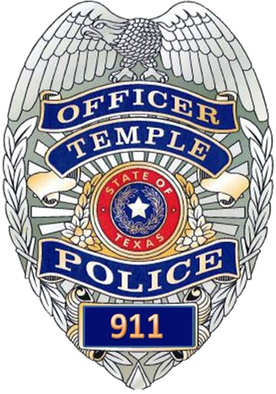 Temple Police Department News